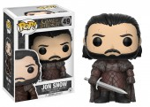 Jucarie figurina Game Of Thrones - JON SNOW
