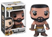 Jucarie figurina Game Of Thrones - KHAL DROGO