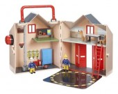 Jucarie Fireman Sam Deluxe Fire Station Playset