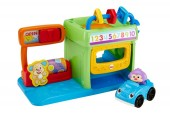 Jucarie interactiva Smart Garage Fisher Price