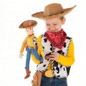 Jucarie Papusa Interactiva Disney - Woody Toy Story 4