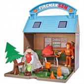 Jucarie Simba Statie montana Mountain Activity Centre Fireman Sam Bergstation