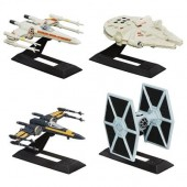 Jucarie Star Wars The Black Series Titanium Series Vehicles Multi Pack