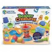 Learning Resources Beaker Creatures - Laboratorul cu extraterestrii