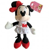 Mascota de Plus I Love Minnie 20 cm