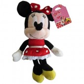 Mascota de Plus I Love Minnie Rosie 20 cm