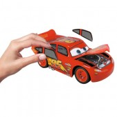 Masina cu telecomanda Disney Cars 3 Crash Car Lightning McQueen