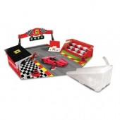 Masinuta FERRARI 1:43 OPEN & PLAY SET BBURAGO