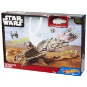 Mega Set de joaca Hot Wheels - Star Wars 2016