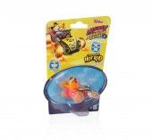 MINI MASINUTE ASORT. ROADSTER RACERS W2 - Mickey Hot Rod Super Charged