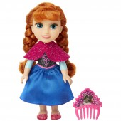 Mini Papusa Disney Frozen 2 - Anna
