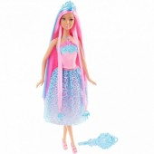 Papusa Barbie Long Hair Blue