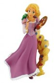 Papusa figurina Rapunzel pictand