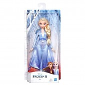 Papusa Frozen Disney Classic Elsa Fashion Doll