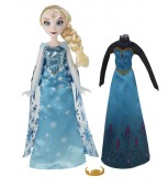 Papusa ISNEY FROZEN FASHION - ELSA