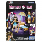 Papusa Monster High Cleo Mattel Mega MH Gore Geous Vanity