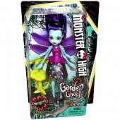 Papusa Monster High Garden Ghouls Wingrid