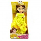 Papusa plus Disney Belle 38 cm