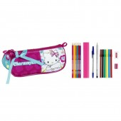 Penar echipat 17 piese colectia Charmmy Kitty Flowers 2