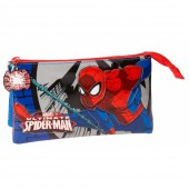 Penar scoala Spiderman 22 cm 3 comp.Comic