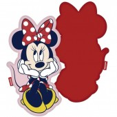 Perna decorativa din plus Disney Minnie Mouse