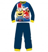 Pijama polar pentru copii MINIONS - London Collection