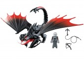 Playmobil Dragons 3 – DEATHGRIPPER SI GRIMMEL