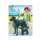 Playmobil - CAINE DANEZ CU PUI Life in the City