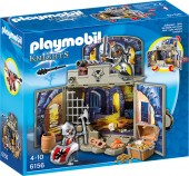 Playmobil - Camera secreta a cavalerilor