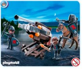 Playmobil - CATAPULTA MULTIFUNCTIONALA Knights
