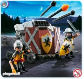 Playmobil - CATAPULTA TRIPLA Knights