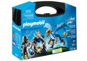 Playmobil - cavaleri dragon