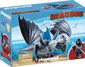 Playmobil - Drago si thunderclaw