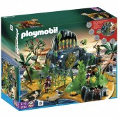 Playmobil - INSULA COMORII PIRATILOR Pirates