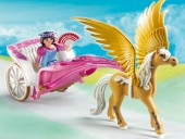 Playmobil - PRINTESA CU TRASURA Magic castle