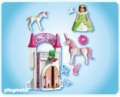 Playmobil - SET MOBIL CASTELUL UNICORNULUI Princess Castle