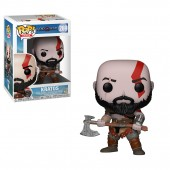 Figurina de colectie FUNKO - POP VINYL GOD OF WAR - KRATOS W/ AX