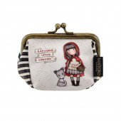 Portofel cu clips Gorjuss Little Red Riding Hood