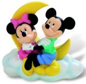 Pusculita Disney Mickey & Minnie Mouse