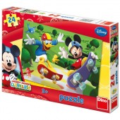 Puzzle - Mickey Mouse