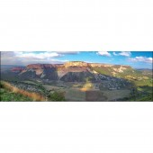 Puzzle 1000 piese panoramic Grand Canyon USA