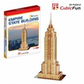 PUZZLE 3D - CBFA - Empire State Building