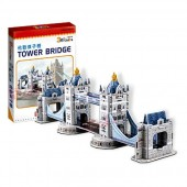 PUZZLE 3D - CBFA - Tower Bridge