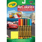 Re-Coloreaza Disney Cars