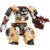 Robot Transformers Warriors Quillfire