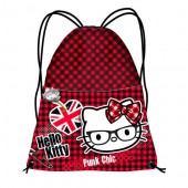 Sac sport MAXI Hello Kitty - Punk