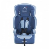Scaun auto Baby Max Rodeo blue train