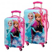 Set 2 Trolley Calatorie LUX Disney Frozen
