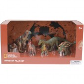 Set 6 figurine Dinozauri - National Geographic