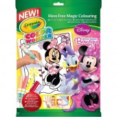 Set Carte de Colorat Minnie Mouse